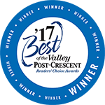 Chiropractic Appleton WI best of the valley 2017
