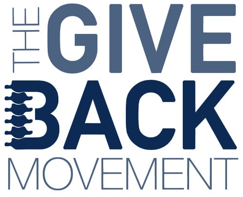 The Give Back Movement